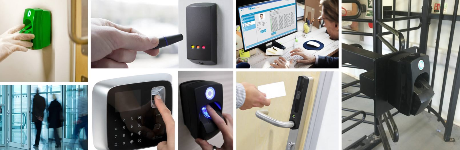 Fully Integrated Access Control Systems