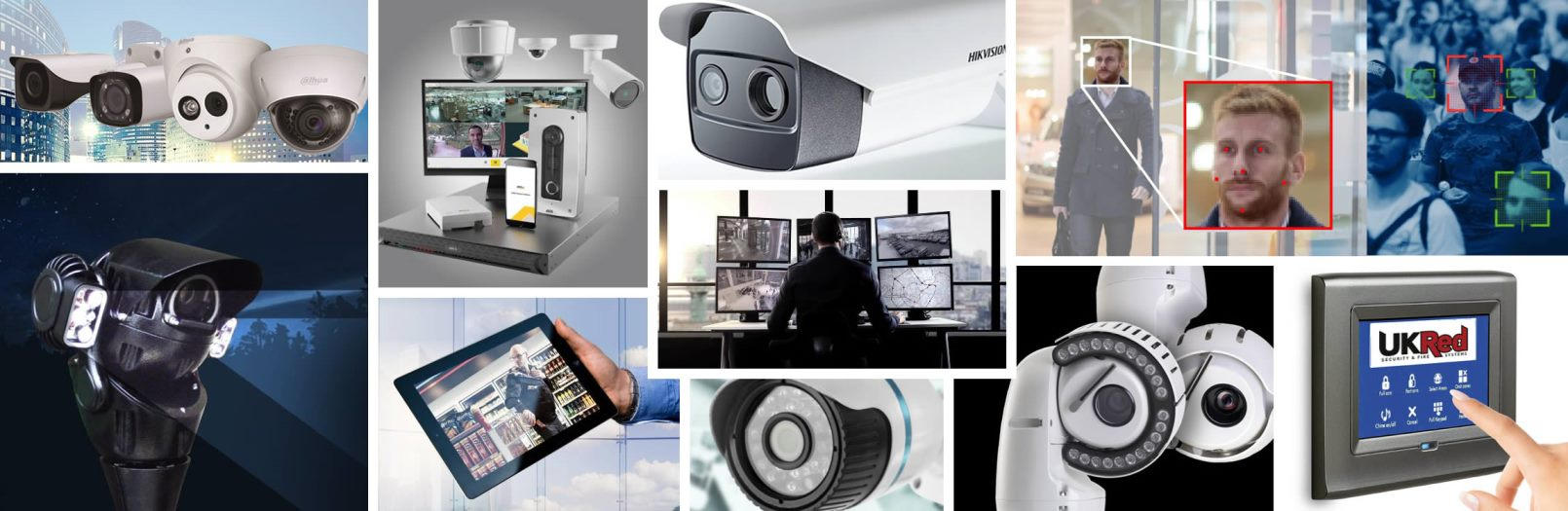 Fully Integrated CCTV Systems