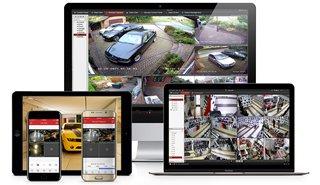 24hr Monitored CCTV Cameras