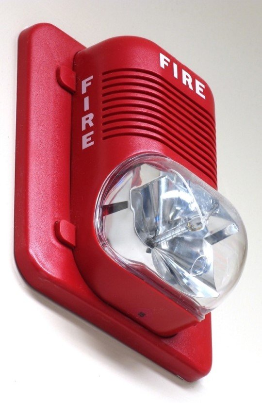 Integrated Fire Alarm Systems from UK Red Security