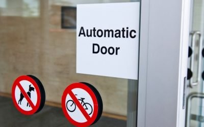 Making a move from manual doors to automatic doors